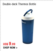 Double-deck Thermos Bottle