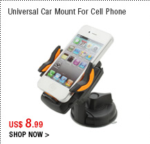 Universal Car Mount For Cell Phone