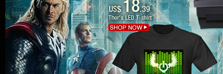 Thor's LED T-shirt