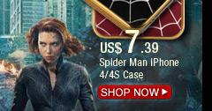 Spider Man iPhone 4/4S Case