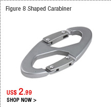 Figure 8 Shaped Carabiner