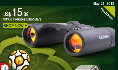 30*60 Portable Binoculars