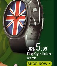 Flag style Unisex Watch