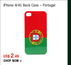 iPhone 4/4S Back Case – Portugal