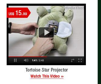 Tortoise Star Projector