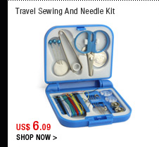 Travel Sewing And Needle Kit