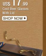 Cool Beer Glasses With Lid