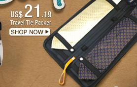 Travel Tie Packer
