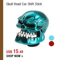 Skull Head Car Shift Stick