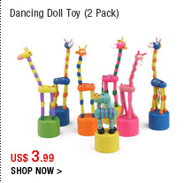 Dancing Doll Toy (2 Pack)