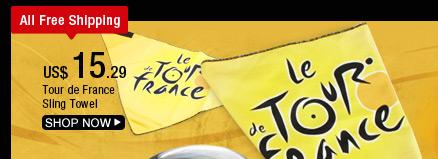 Tour de France Sling Towel