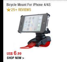 Bicycle Mount For iPhone 4/4S