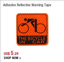Adhesive Reflective Warning Tape