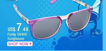 Funky UV400 Sunglasses