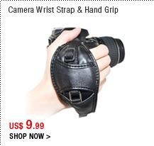 Camera Wrist Strap & Hand Grip
