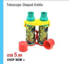 Telescope Shaped Kettle