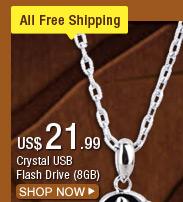 Crystal USB Flash Drive (8GB)