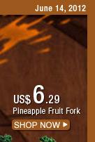 Pineapple Fruit Fork