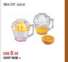 Mini DIY Juicer