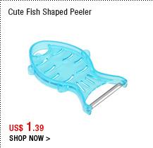 Cute Fish Shaped Peeler