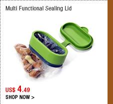 Multi Functional Sealing Lid