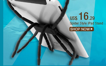 Spider Style iPad Stand