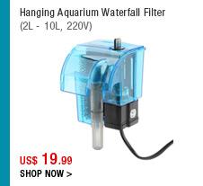 Hanging Aquarium Waterfall Filter