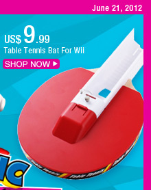Table Tennis Bat For Wii