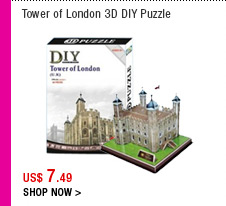 Tower of London 3D DIY Puzzle