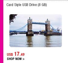 Card Style USB Drive (8 GB)