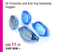 UV Protective and Anti-Fog Swimming Goggles