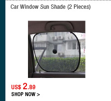 Car Window Sun Shade (2 Pieces)