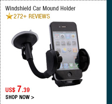 Windshield Car Mount Holder