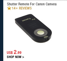 Shutter Remote For Canon Camera