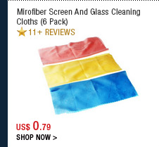 Mirofiber Screen And Glass Cleaning Cloths