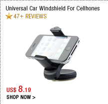 Universal Car Windshield For Cellhones