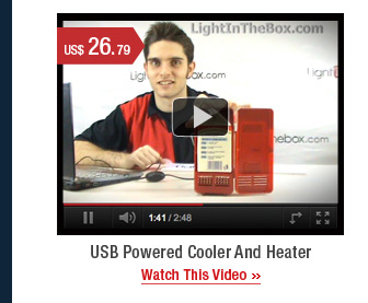 USB Powered Cooler And Heater