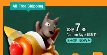 Cartoon Style USB Fan
