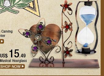 Musical Hourglass
