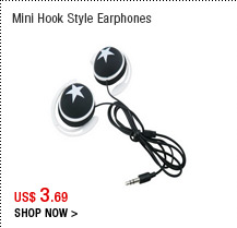 Mini Hook Style Earphones