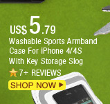 Washable Sports Armband Case For iPhone 4/4S
