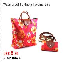 Waterproof Foldable Folding Bag