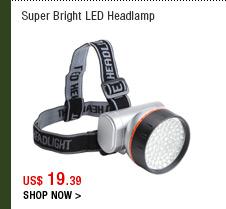 Super Bright LED Headlamp