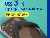 Flip Flop iPhone 4/4S Case