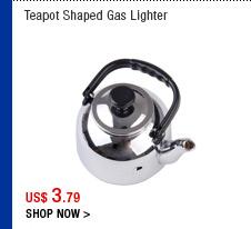 Teapot Shaped Gas Lighter