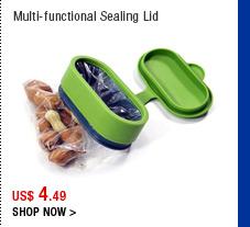 Multi-functional Sealing Lid