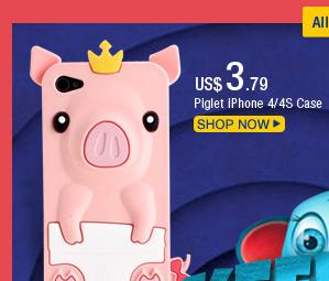 Piglet iPhone 4/4S Case