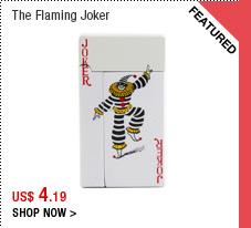 The Flaming Joker