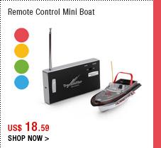 Remote Control Mini Boat