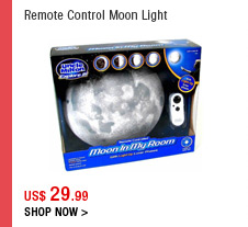 Remote Control Moon Light